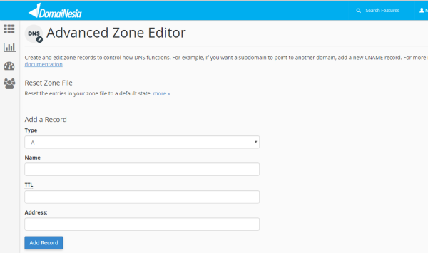 how to add dns caa record